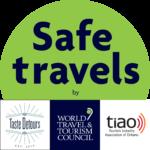 Safe travels stamp Ontario